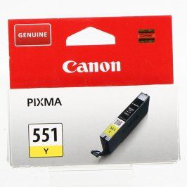 Inkoustová cartridge Canon 551 Y