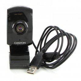 Webkamera CANYON WCAM413 USB černá