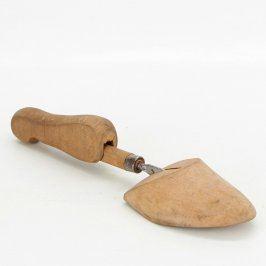 Napínák na obuv dřevěný 1ks