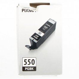 Inkoustová cartridge Canon 550 PGBK