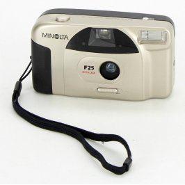 Analogový fotoaparát Minolta F25