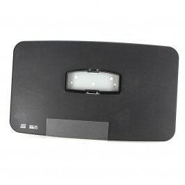 TV stojan 42 x 25 x 3 cm černý