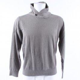 Pánský svetr Tommy Hilfiger šedý
