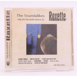 CD Roxette - The Soundalikes