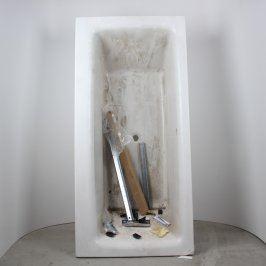 Koupelnová vana Riho Yukon 2012