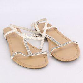 Dámská letní obuv Bassano s kamínky
