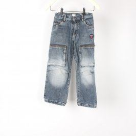 Dětské džíny TCM odstín modré