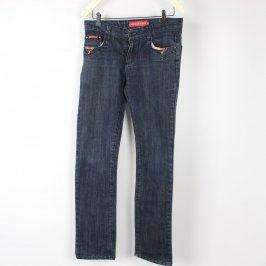 Pánské džíny Hongma Wangzi modré
