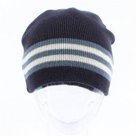 Čepice Kenvelo černá s pruhy