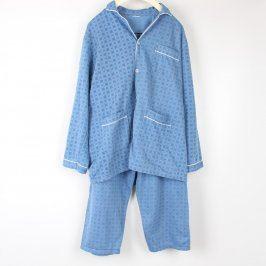 Pánské pyžamo odstín modré