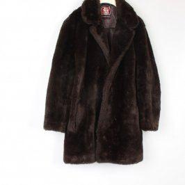 Dámský kabát Bonekan Bonex Teplice hnědý