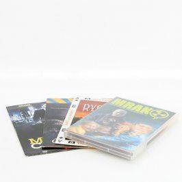 Mix BluRay, DVD a VHS 125851