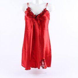 Dámská košilka Karen odstín červené