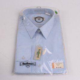 Pánská košile Southwest castle odstín modré
