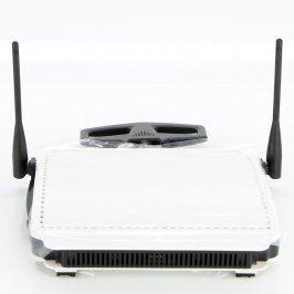 WiFi router Tenda W302R bíločerný