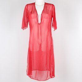 Dámská košilka Stelei odstín červené