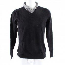 Pánský svetr F&F odstín černé