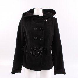 Dámský kabát Y.O.U. černý