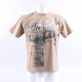 Pánské tričko Billabong odstín béžové