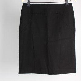 Dámská sukně Banana Republic černá