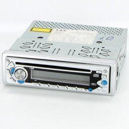 Autorádio L&S ARCDMP116 s CD přehrávačem
