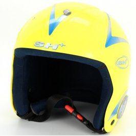 Lyžařská helma SH+ žlutá