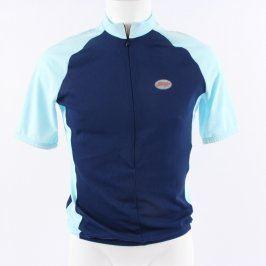 Cyklistický dres Bonin modrý