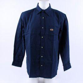 Pánská košile Atlas for men odstín modré