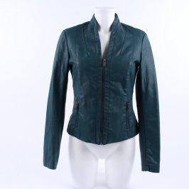 Dámská bunda Flame odstín zelené