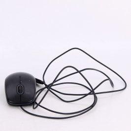 Optická myš Logitech B100 USB černá