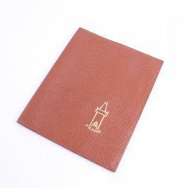 Koženkové desky na knihu
