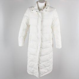 Dámský kabát Cherokee odstín bílé