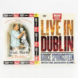 Mix BluRay, DVD a VHS 127067