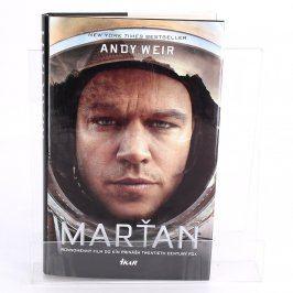 Kniha Andy Weir: Marťan