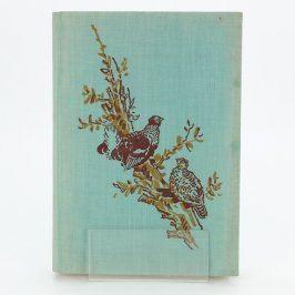 Kniha Ze života zvířat ptáků a savců
