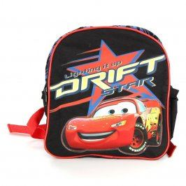 Školní batoh Pixar Blesk McQueen černý