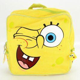 Dětský batoh SpongeBob žlutý