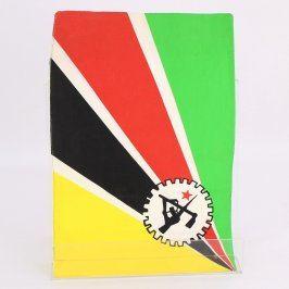Vlajky Mosambiku 20 x 30 cm