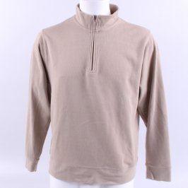 Pánský svetr 4YOU odstín béžové
