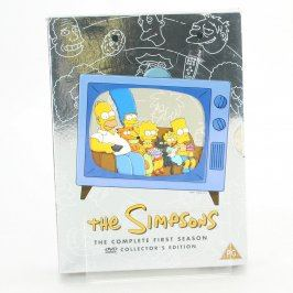 DVD the Simpsons  the complete first season
