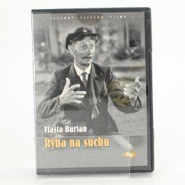 DVD Ryba na suchu