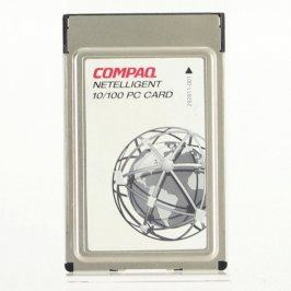 PCMCIA síťová karta Compaq Netelligent