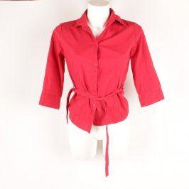 Dámská košile Atmosphere odstín červené