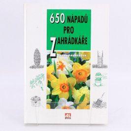 Kniha 650 pro zahrádkáře- Sonja Gauronová