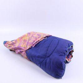 Dekový spací pytel pro dospělé modrý