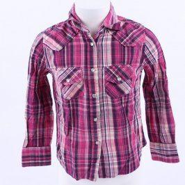 Dětská kostkovaná košile YD