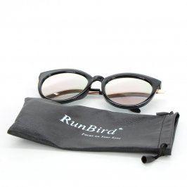 Sluneční brýle RunBird zrcadlové