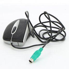 Kabelová myš Logo Design Mouse