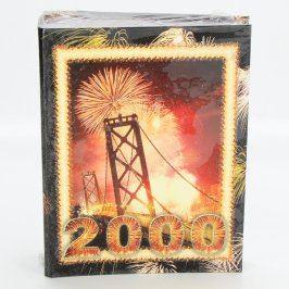 Fotoalbum s ohňostrojem 2000