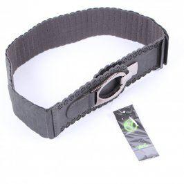 Dámský pružný pásek Verde černý
